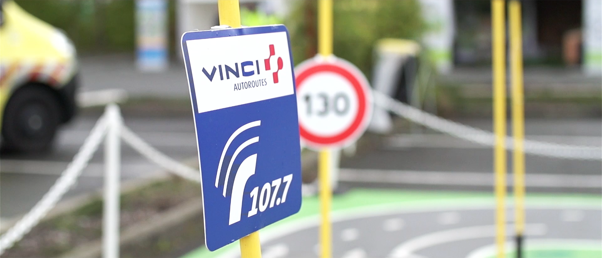 VINCI Autoroutes • film promotionnel