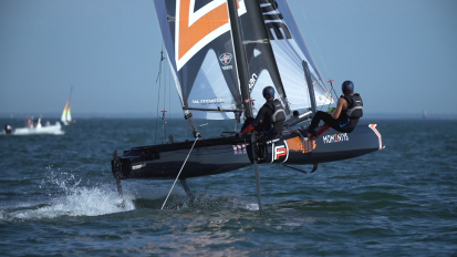 FOILING BAY 2016 • HIGHLIGHTS