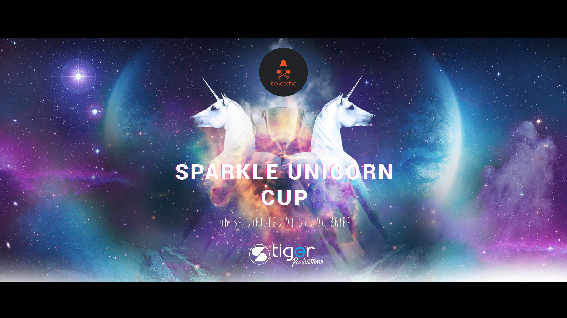 SPARKLE UNICORN CUP 2015