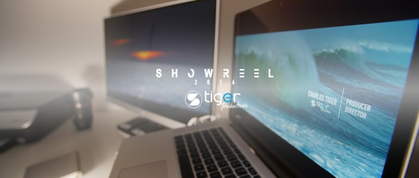 TIGER Productions • SHOWREEL 2016